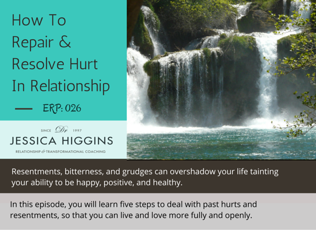 how to overcome being hurt in a relationship