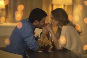 Couple on a dateMedium
