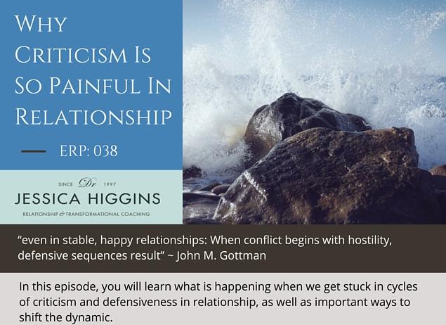 constant criticism relationship