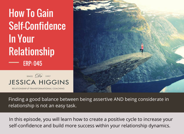 How To Gain Self-Confidence In A Relationship