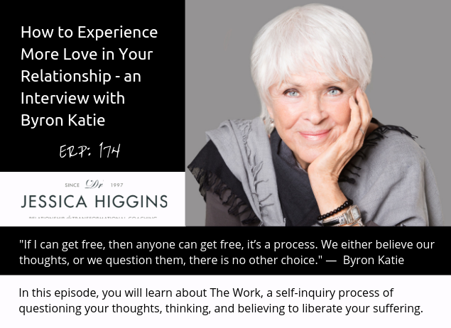 Jessica Higgins Erp 174 How To Experience More Love In
